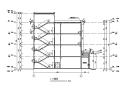 [陕西]多层剪力墙结构员工宿舍及活动室建筑施工图