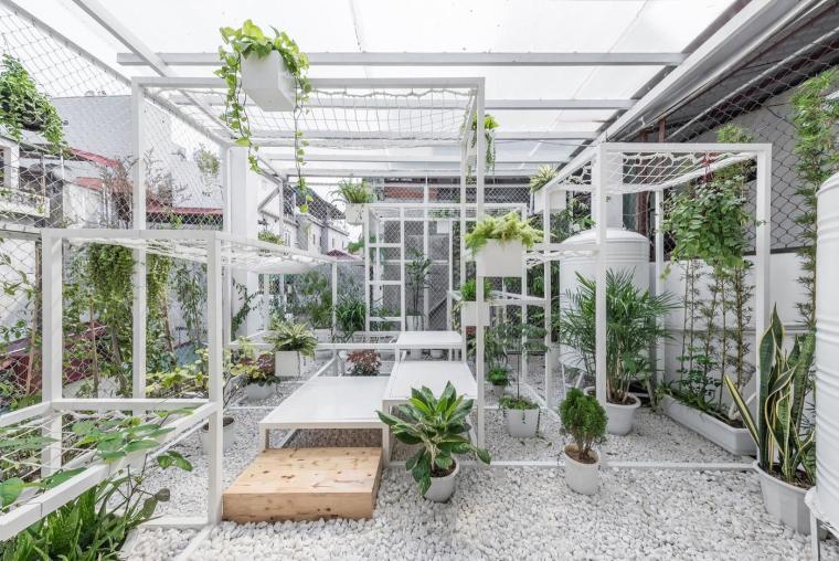 越南源之馆屋顶花园