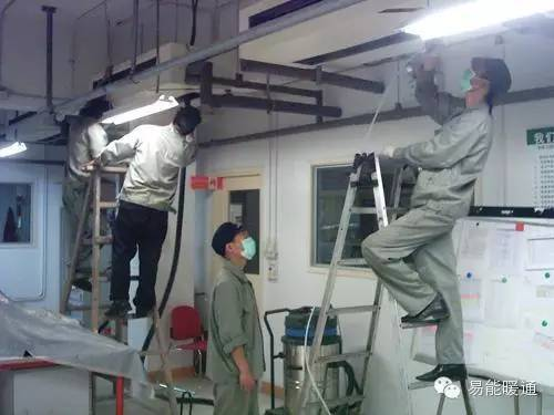 中央空调工程技术交底