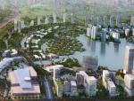 [天津]SOM卫南洼概念城市规划设计方案文本