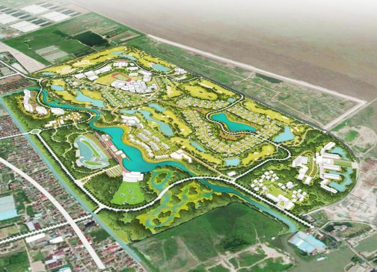 [上海]上海林克司乡村俱乐部整体概念规划方案文本(包含PPT+71页)