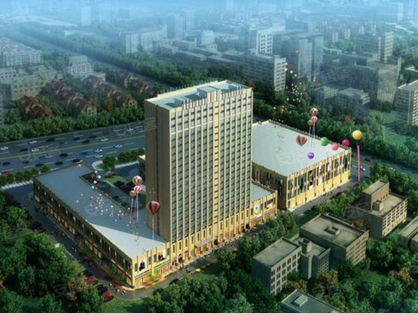 [合肥]24层商业办公一体商业广场设计说明