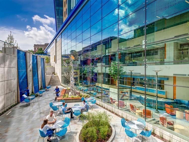 美国辛辛那提儿童医院医疗中心景观
