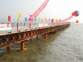临时结构(栈桥/钢板桩围堰/支架/地基梁)相关设计与探讨