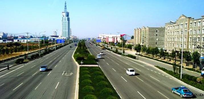 城市交通与道路规划讲义第五章城市道路横断面设计第一部分_5