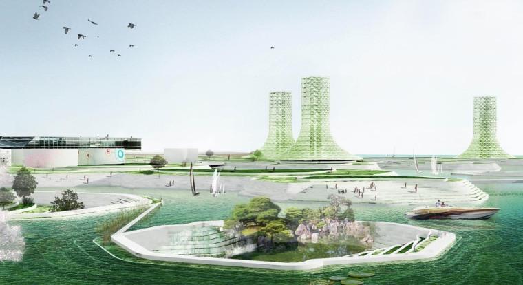 韩国首尔麻谷湖公园_3