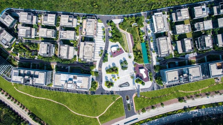 现代产业园区典范—联科国际信息产业园