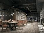 休闲西餐厅3D模型下载
