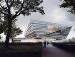 新型未来图书馆 – 上海图书馆东馆破土动工