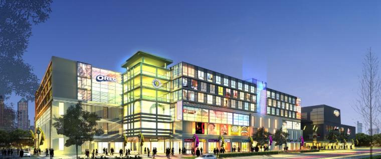 某大型购物广场机电安装施工方案