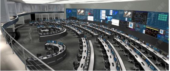 [资料]智慧公安_消防指挥中心119接警指挥系统方案