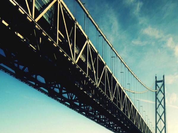桥梁上部结构伸缩装置检测