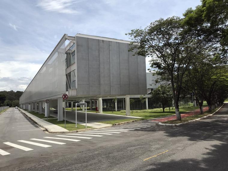SãoJosédeCampos航空技术学院基础科学楼