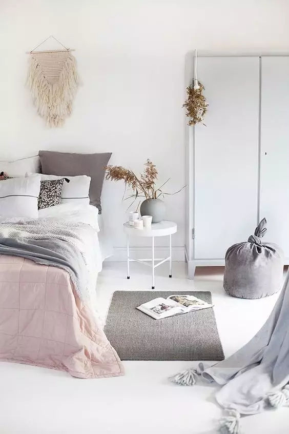 30套女人最爱的卧室设计?男同胞看了同样爱啊!_16