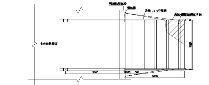 中天建设石狮国工程卸料平台专项施工方案