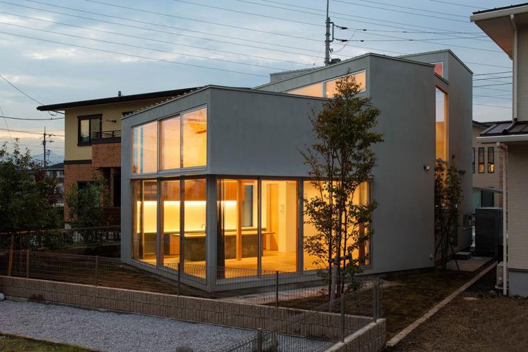 日本人性化细节K住宅