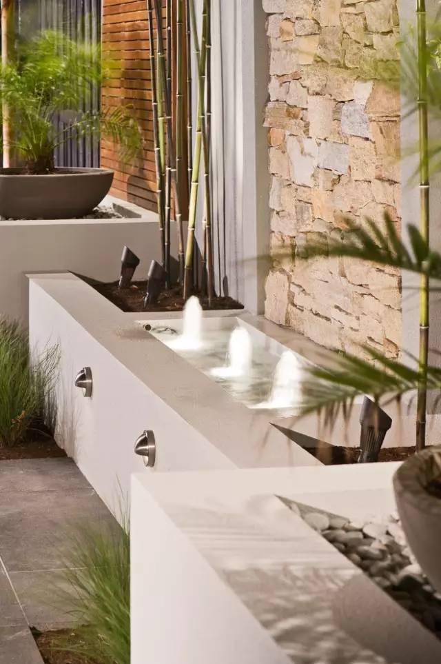 赶紧收藏!21个最美现代风格庭院设计案例_90