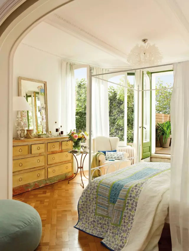 30套女人最爱的卧室设计?男同胞看了同样爱啊!_27