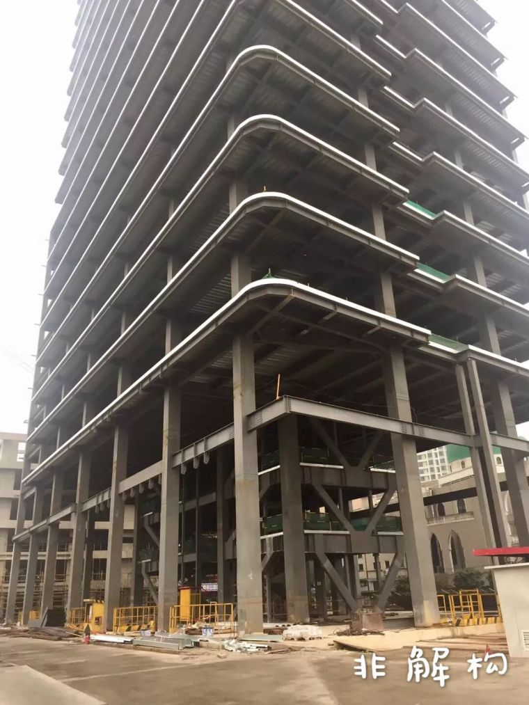 装配式要求下的百米办公楼结构体系_14