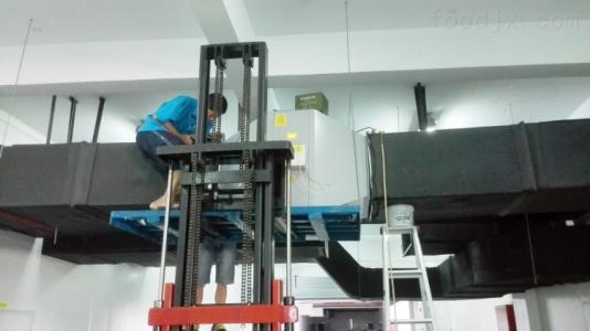 [北京]中日友好医院质子治疗楼工程通风空调工程施工组织设计