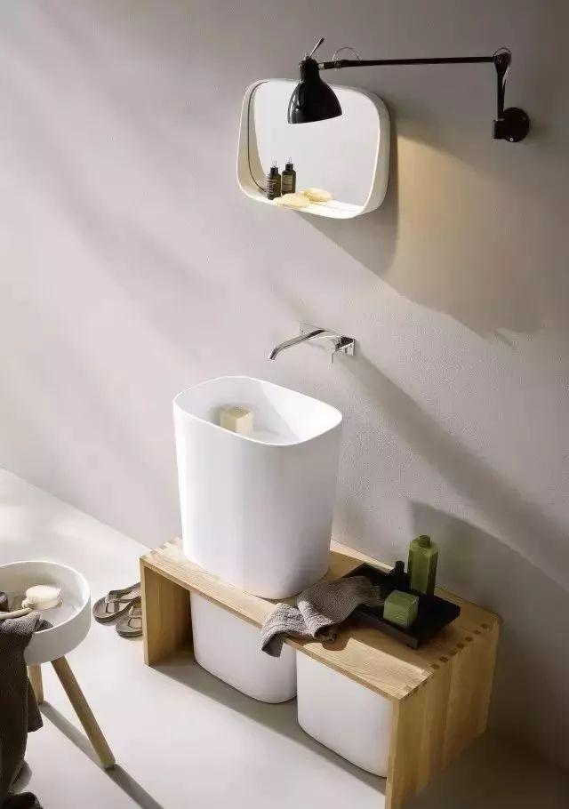 台盆|洗手盆设计_18