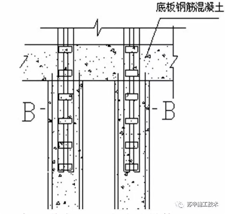 先置内爬式塔吊施工技术
