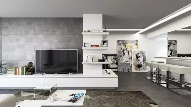 客厅装修必看,最新款客厅背景墙装修图片大全鉴赏_8