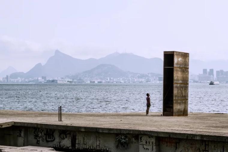 巴西地平线上的纪念碑