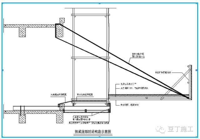 一次搞懂型钢悬挑脚手架施工工艺(含验收)_25