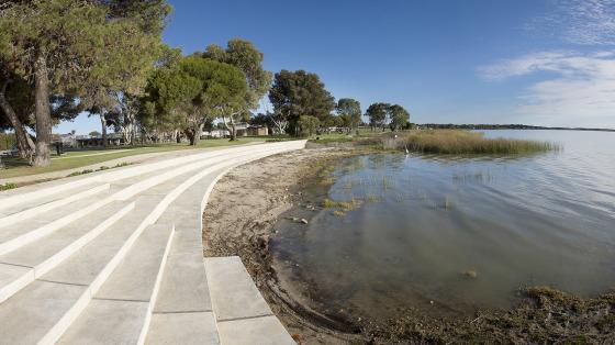 澳大利亚梅宁吉湖滨栖息地景观修复设计