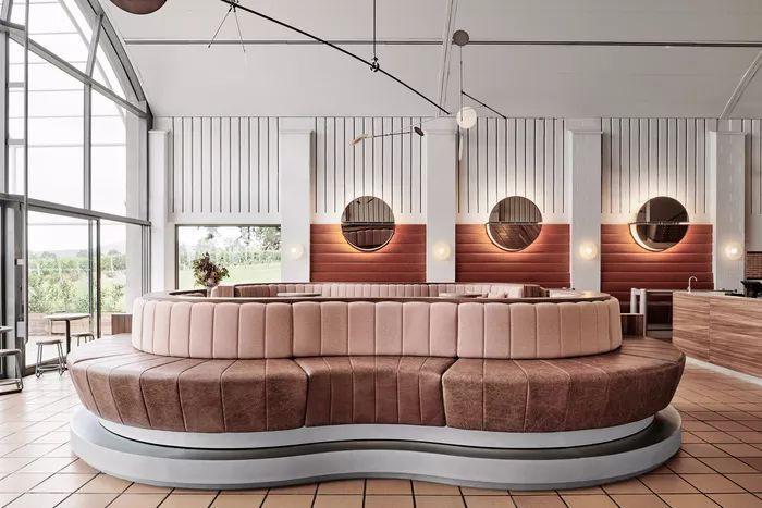 别找了,2018年最好看的餐饮空间设计都在这里了_56