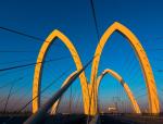 西安沣河大桥的BIM应用