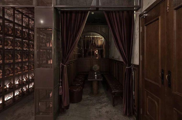 上海巨鹿路|你一定不知道这家神秘得奖酒吧的秘密_10
