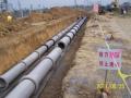 给排水施工案例之外网排水施工组织设计