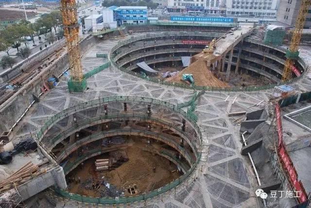 建筑施工风险点这样管理,即使不幸出了事故也不会连累你