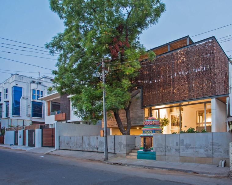 印度KSM建筑工作室