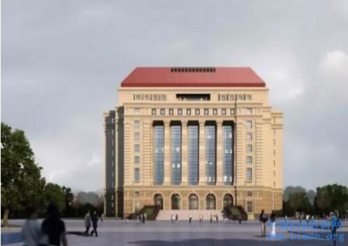 山东大学图书馆BIM技术应用案例(配3套资料)