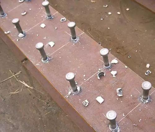 关于组合结构栓钉的设置!(干货)