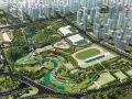宜兴枫隐路西侧公园景观设计
