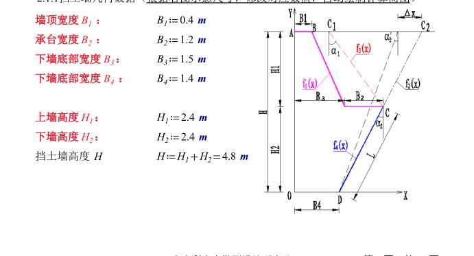 省水利水电勘测设计研究院工程计算书_1