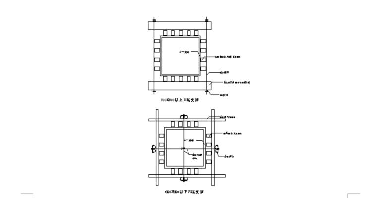 住宅楼框架结构施工组织设计(共125页)