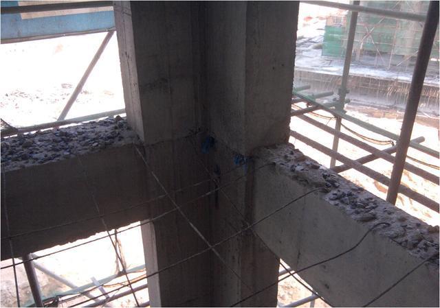 混凝土施工常见质量通病及优秀做法照片_11