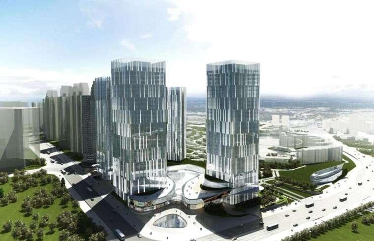 [北京]商业写字楼暖通工程标准施工方案