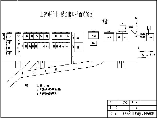 隧道施工组织设计(Word版,共87页)