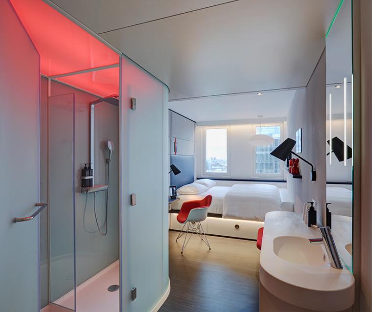 法国citizenM现代新旅馆-9