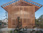 日本·木质屏风小别墅