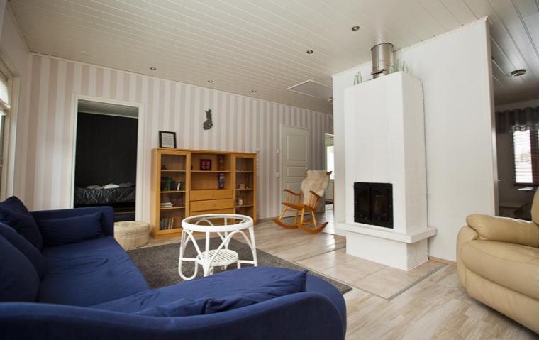 明媚白色北欧风简约两居室实景图