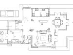 [海南]某南加州风格住宅装修施工图