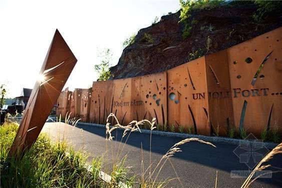 景观雕塑常用材质——耐候钢