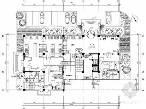 [辽宁]二十二层多功能高级酒店给排水图纸(含70余页设计说明)